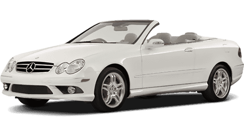 MERCEDES CLK CONVERTIBLE